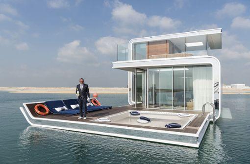 Kuriose Fotos aus dem reichen Dubai