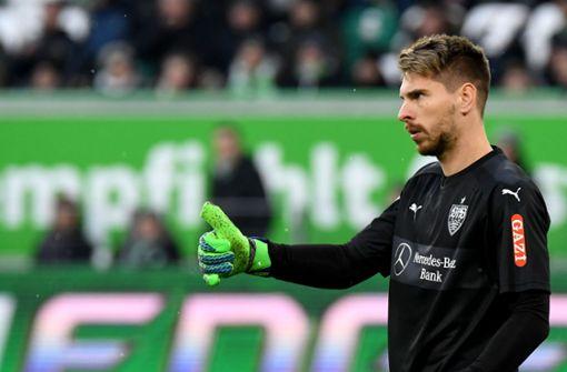 VfB-Torhüter schwärmt von Manuel Neuer