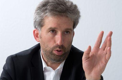 Boris Palmer hält Schwarz-Grün für denkbar