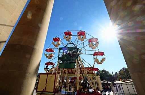 SÖS/Linke-plus kritisiert Historisches Volksfest