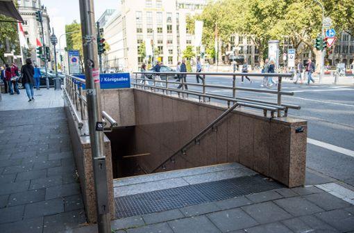 23-Jähriger in Düsseldorf niedergestochen