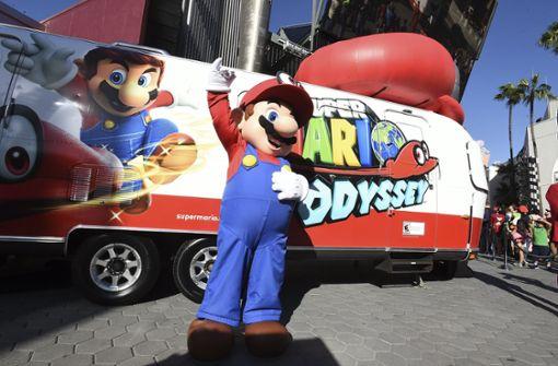 Paradies für Super-Mario-Fans entsteht in Japan