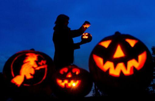 Welcher Halloweentyp sind Sie?