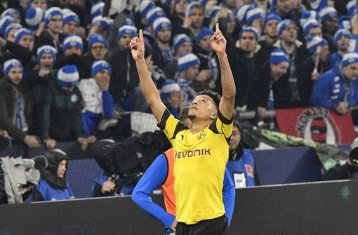 Sancho schießt BVB zum Derbysieg – auch Bayern gewinnt