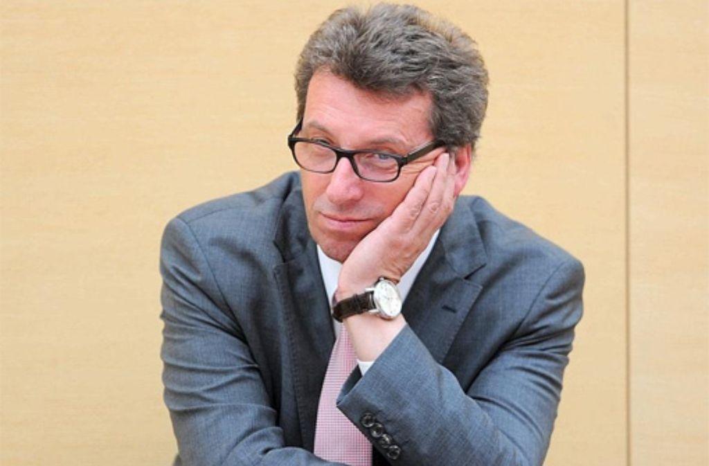 Georg Schmid (CSU). Foto: dpa