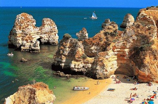 Durch die Algarve
