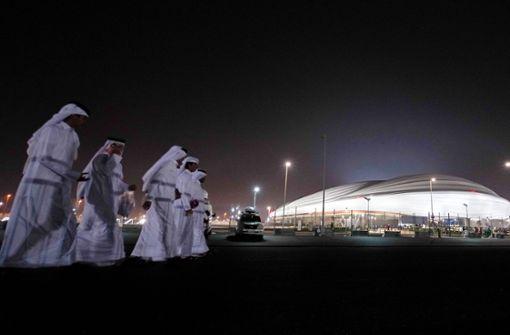 Katar will nur gegen Corona Geimpfte zur WM  zulassen