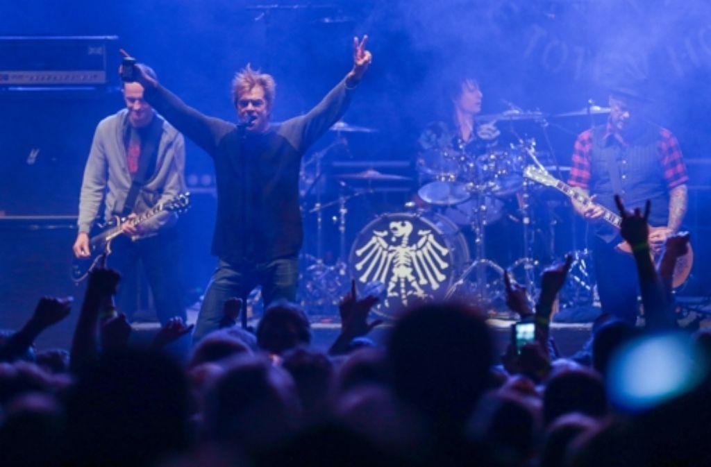 """Der Manager der Band """"Die toten Hosen"""" ist der Inhaber der Wortmarke """"Gutmensch"""". (Archivfoto) Foto: dpa"""