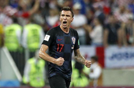 Historisch: Kroatien im WM-Endspiel gegen Frankreich