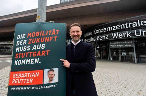 Kandidat Reutter setzt auf  Aufbruchstimmung