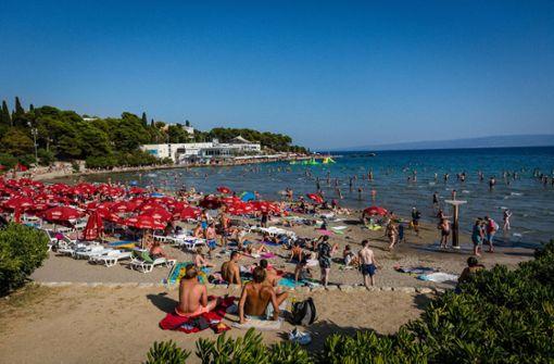 Kroatien meldet Rekord bei Corona-Neuinfektionen