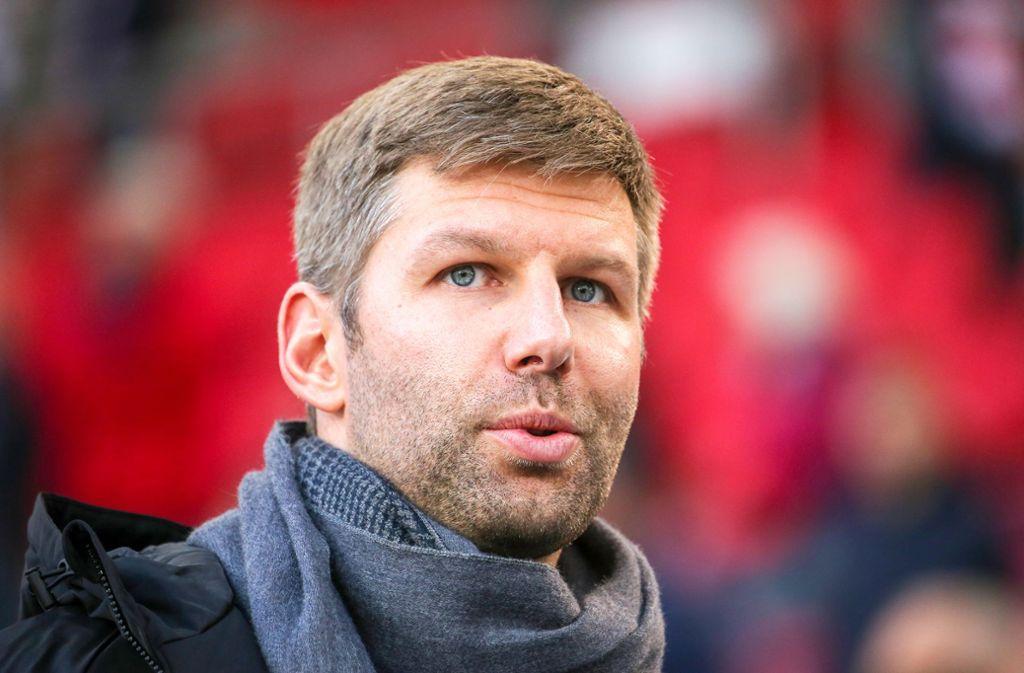 Steht vor der Beförderung: Thomas Hitzlsperger soll beim VfB vom Sportvorstand zum Vorstandsvorsitzenden aufrücken. Foto: Baumann