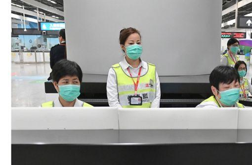 Experten rätseln über mysteriöse Lungenkrankheit in China
