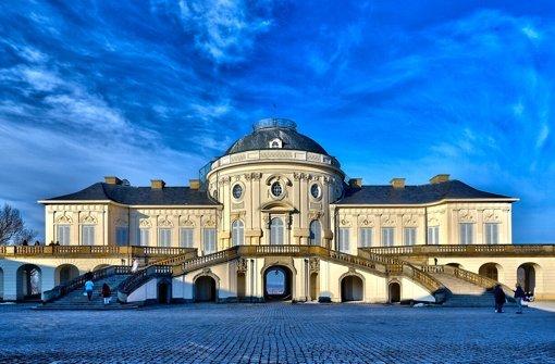 Schlossplatz, Kunstmuseum, Feuersee