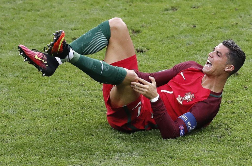 Was Hat Ronaldo Für Eine Verletzung