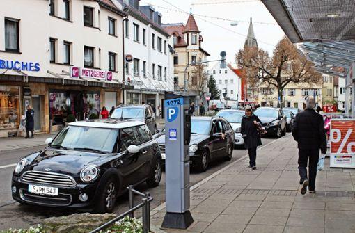 Sind die Filder-Bezirke reif fürs Parkraummanagement?