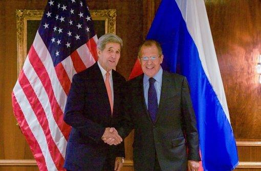 Russland fordert Wahlen in Syrien