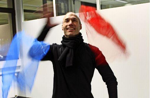 Manege frei für Martin Bukovsek