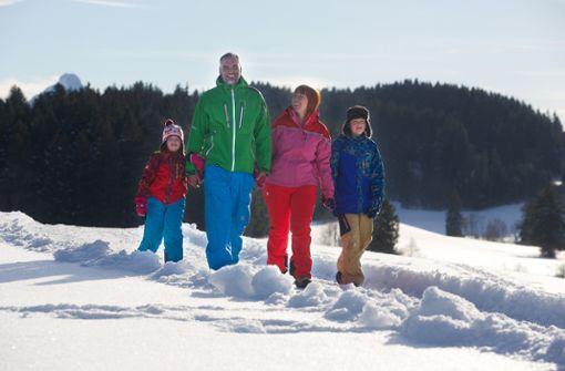 Nesselwang – Wintersport für die ganze Familie