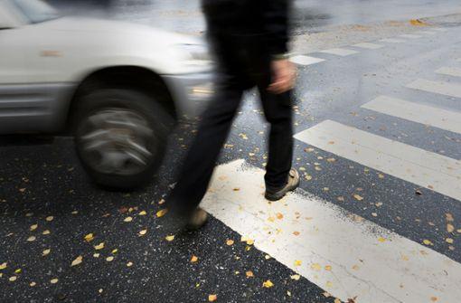 Sicherheitstipps für  Fußgänger