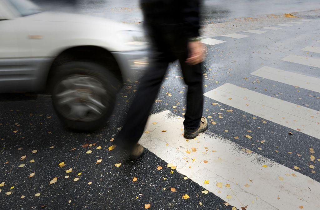 Fußgänger sind im Straßenverkehr besonders gefährdet. Foto: Pink Badger/Adobe Stock