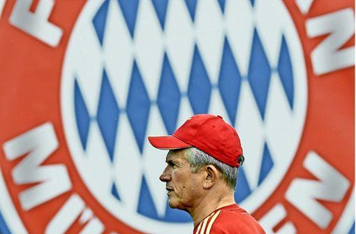 Kapitulation vor den Bayern
