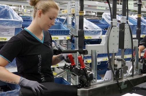 Daimler-Werk auf der Hulb wird 20