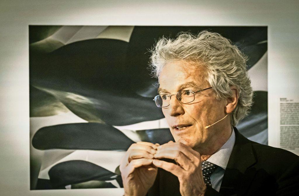 Uli Hellweg ist ein Visionär mit Sinn fürs Praktische. Foto: Lichtgut/Achim Zweygarth