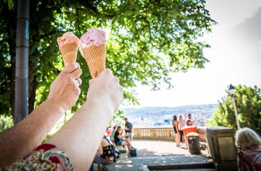 Stuttgart kühlt am liebsten mit Eis
