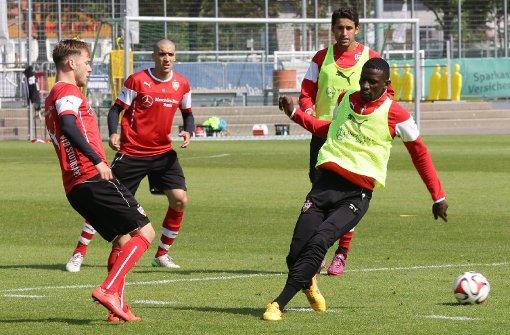Vier Spieler brechen Training ab