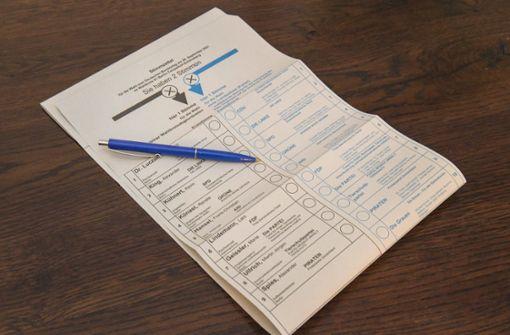 Erstmals dürfen 85.000 Menschen mit Behinderung abstimmen