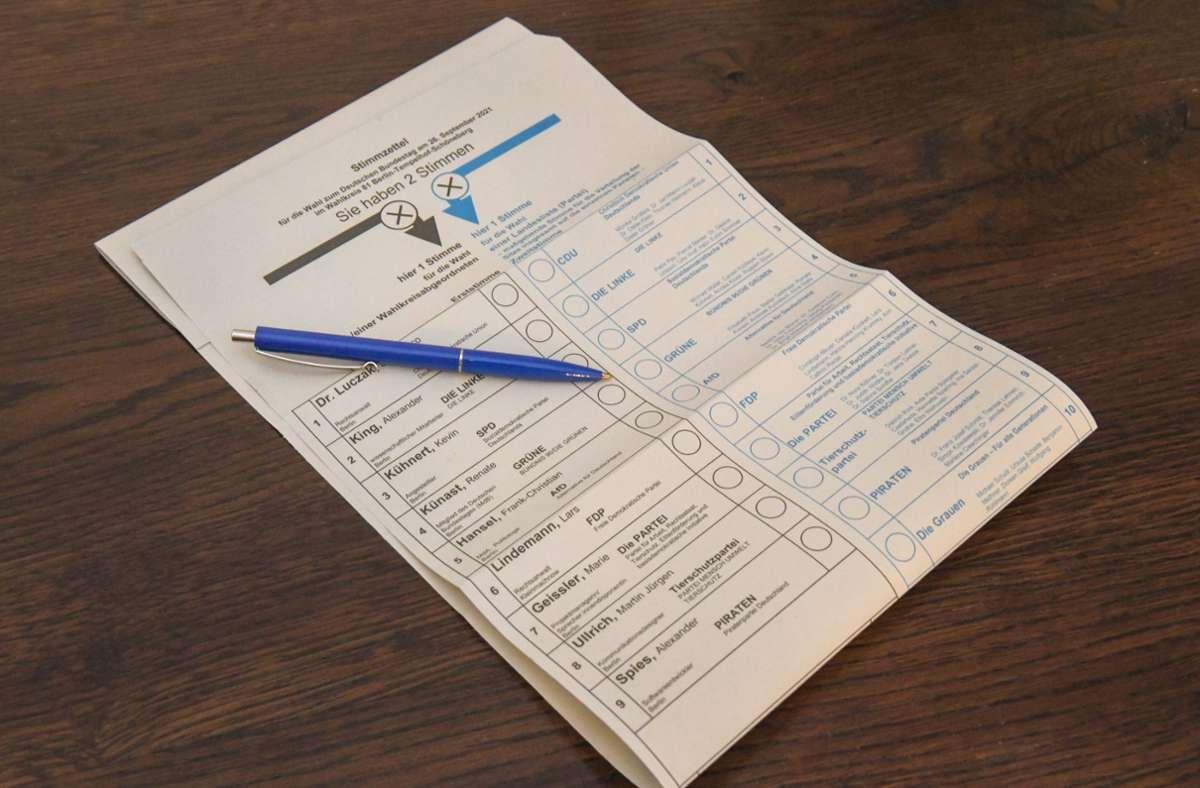 Seit 2019 ist es unter bestimmten Umständen auch Menschen mit Vollbetreuung gestattet an politischen Wahlen teilzunehmen. (Symbolbild) Foto: imago images/Schöning/ via www.imago-images.de