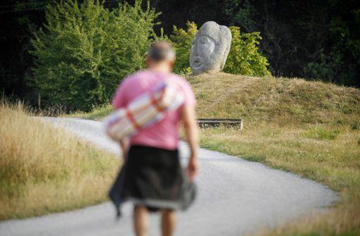 Entschleunigung auf dem Fellbacher Besinnungsweg
