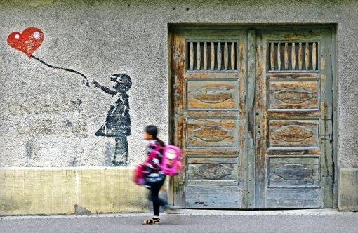 Wandmalereien  als touristische Attraktion