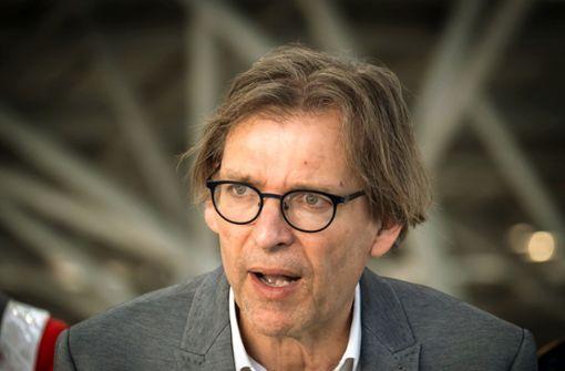 Stefan Brockmann ist der Corona-Erklärer in Baden-Württemberg