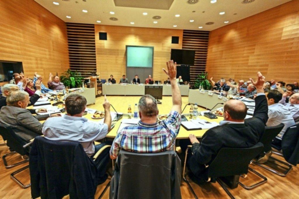 Die Kommunalpolitiker in Weissach müssen sich noch viel mit der Vergangenheit beschäftigen. Foto: factum/Granville