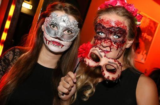Halloween-Partys ohne Ende