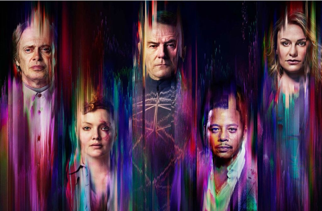 "Das Teaserplakat für die Science-Fiction-Serie ""Philip K. Dick's Electric Dreams"" Foto: Amazon Prime"