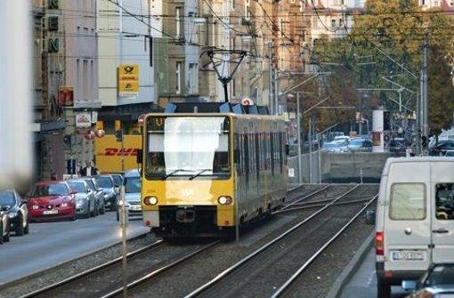 Stadtbahnstrecke erneut gesperrt