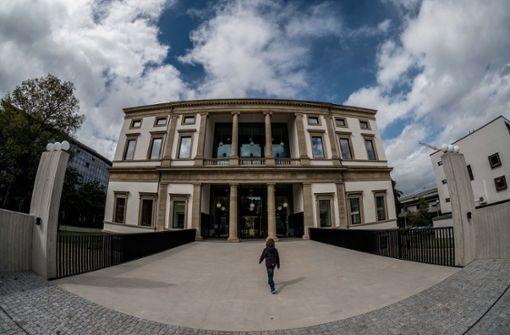 Das Netz spottet über neues Museumslogo