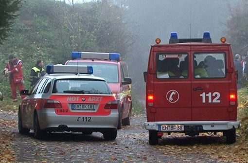 Mössingen: Wanderin stürzt 150 Meter tiefen Abhang hinunter