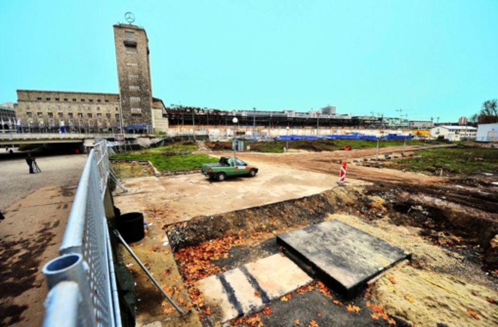Stuttgart 21 wird mindestens 1,1 Milliarden Euro teurer. Foto: dpa