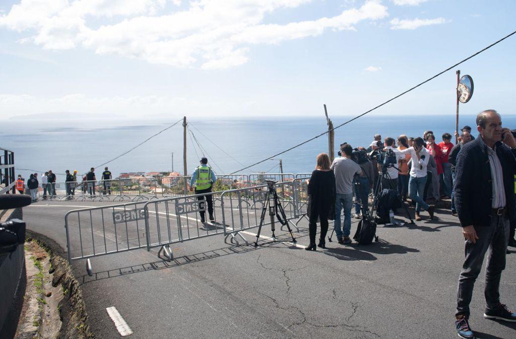Das Entsetzen über das schwere Unglück auf Madeira ist groß. Foto: dpa