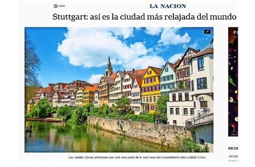 Stuttgart und sein Stocherkahn