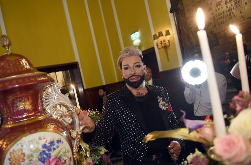 Stars feiern mit Harald Glööckler Jubiläum