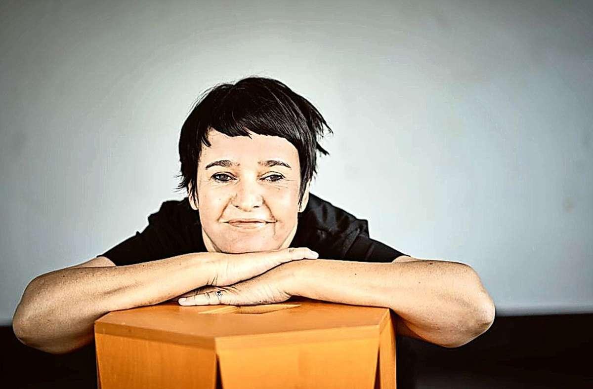 """Auch für sie ist der """"fiktive Unternehmerlohn"""" ein Segen: die Schauspielerin Natalie Maria Fischer. Foto: Werner Schmidtke"""