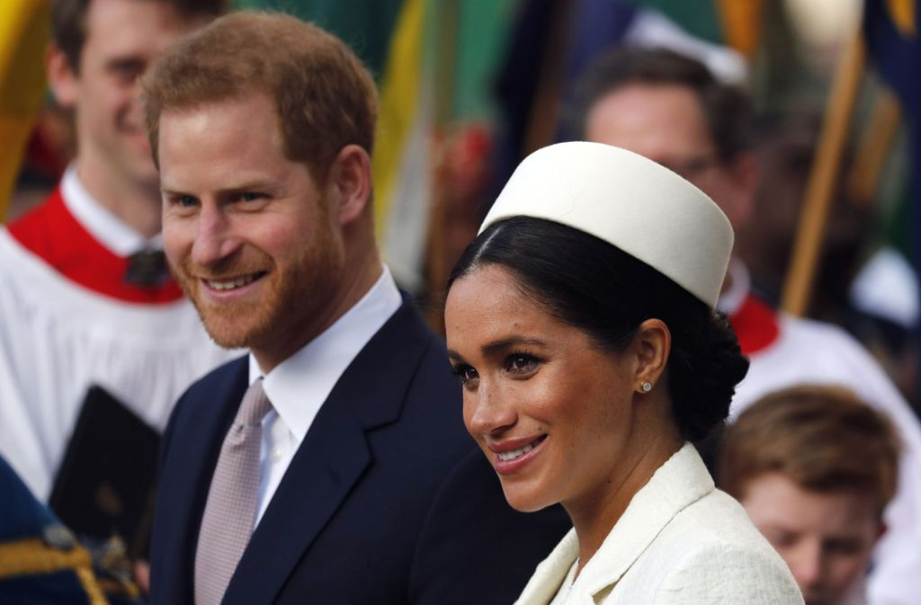 Endlich ist das royale Baby da. Foto: AP