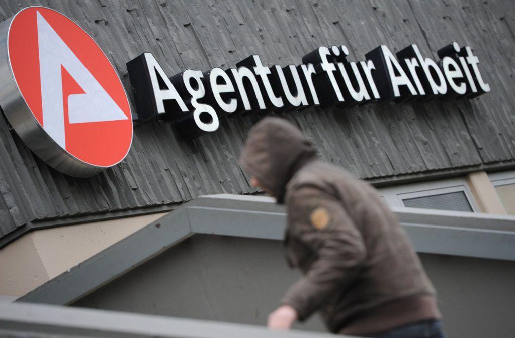 Der Winter hat nach Einschätzung der Agentur für Arbeit im Landkreis Esslingen keine Spuren hinterlassen. Foto: dpa