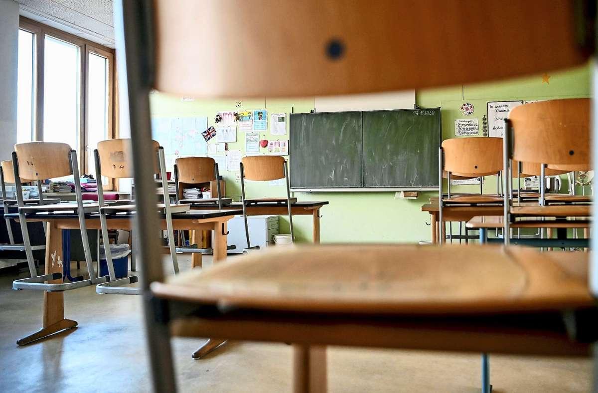 Die Schulen bleiben auch weiterhin geschlossen. Foto: dpa/Britta Pedersen