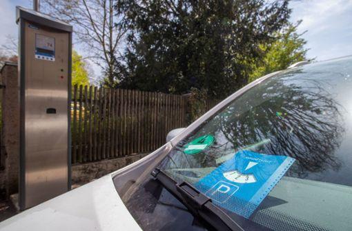 Parkscheiben-Regelung wirft Fragen auf